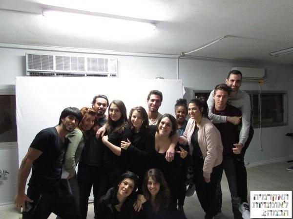 לימודי משחק תיאטרון וקולנוע, האקדמיה לאמנויות הבמה, בית ספר למשחק.