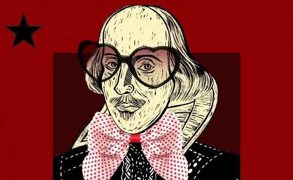 הצגה: שייקספיר מתהפך בקברו- דליה שימקו